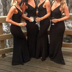 1d5515074e0eb Lulu s Dresses - MELORA BLACK SLEEVELESS MAXI DRESS LULUS